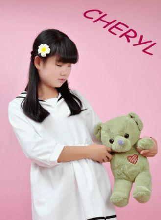中国少女组合Sunshine画风突变 化妆果然是一个技术活