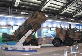 国产ws-2远程制导火箭炮系统.