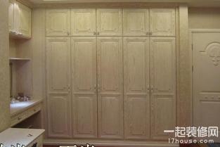做实木衣柜那种木材好
