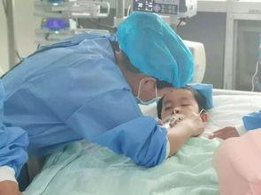 7岁男孩捐出器官