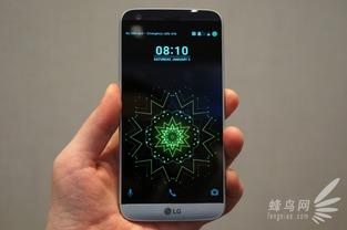 1600万 800万双摄像头 LG发布旗舰LG G5