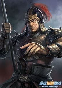 三国志12 今日武将介绍 曹休化身白银骑士