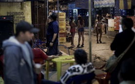 摄影师实拍里约热内卢即将消失的 含羞草 红灯区 1
