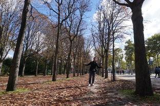 香榭的落叶飘零意大利 法意14天自由行系列