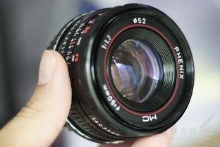 凤凰50mm/f1.7镜头