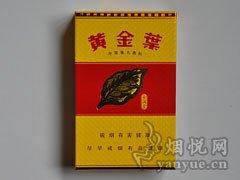 黄金叶多少钱一包(金叶(百年浓香)小盒)
