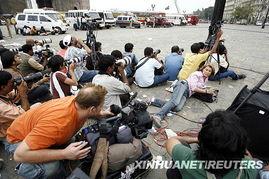 孟买恐怖袭击事件中的战地记者 6