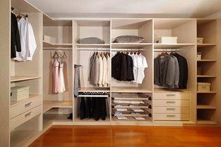 高端现代衣柜