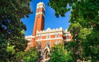 A Glimpse of Vanderbilt University