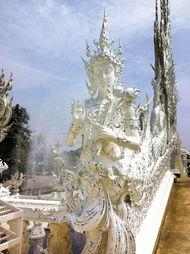 泰国清莱的黑庙与白庙 新浪苏州