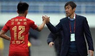 高洪波目前执教的球队是中甲的北京北体大队.