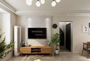 60平小户型房子装修案例,房子装修效果图