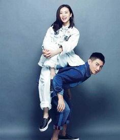 机场照暴露明星夫妻关系 刘诗诗吴奇隆满屏甜蜜
