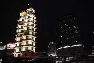 郑州火了史上最高调为了她,全国33城地标集体表白