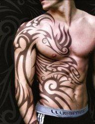 环绕手臂纹身图案大全图片欣赏第5页 纹身520