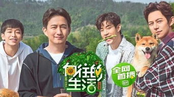 向往的生活第二季也开播了,何炅黄磊又带我们去到了向往的生活。