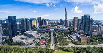 深圳有几个区都有哪些