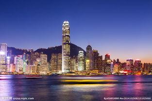 唯美香港图片