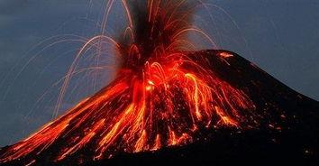 火山喷发小知识