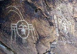 中国古书籍中记载的神秘外星人