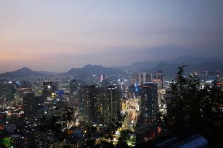 首尔自由行七日
