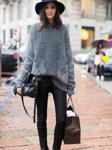 言香针织衫,重新定义针织新时尚