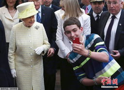 小伙自拍英国女王