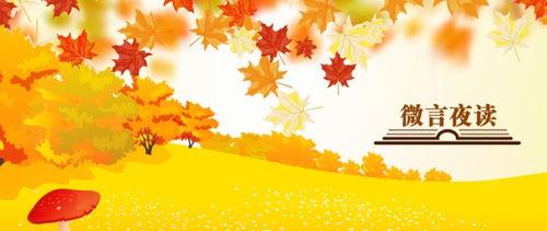 关于秋天枫叶诗句古诗