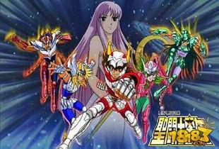 圣斗士星矢动画什么时候更新 圣斗士星矢动画更新时间