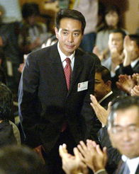 日本外相前原诚司因政治献金丑闻辞职