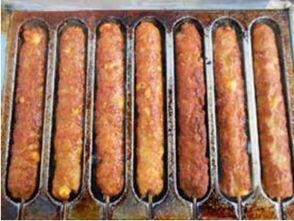 霍记祖传秘制烤肠 不一般的烤肠