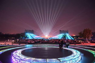 群星共聚西安第三届丝绸之路国际电影节闭幕式今晚在大明宫国家遗址公园举行