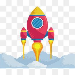 科技小知识火箭