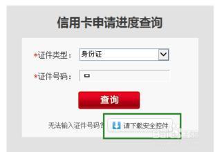 信用卡进度(我申请的信用卡在网上查询不到进度为什么?)