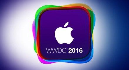 苹果发2016年wwdc邀请函(图片来自新浪)