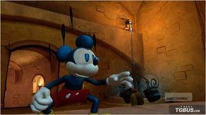 传奇米老鼠2双重力量 首批画面色彩斑斓