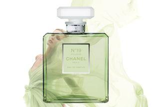 香奈儿香水19号,水以香自芬