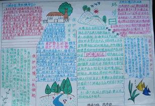 ...5日世界环境日环保手抄报的简单手抄报图片