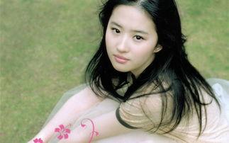 刘亦菲怎么化妆的