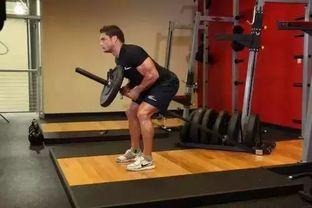 健身房基础设备的认识和使用