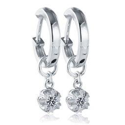 钻石耳环的优美句子