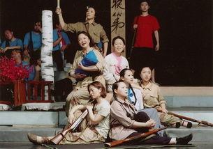 东北文化 地主戏曲 大型歌剧 八女投江