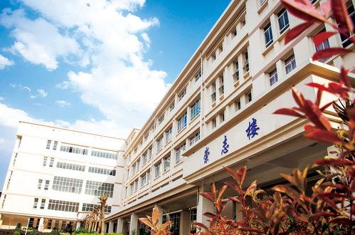 云南大学滇池学院有哪些楼 自学考试