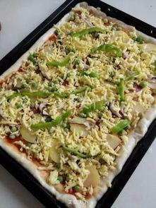电烤盘披萨的做法大全