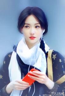 人物萌图手绘日韩-人物萌图手绘