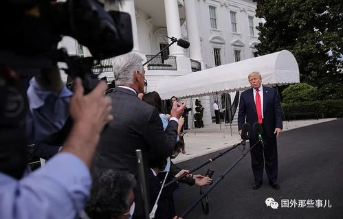 白宫待了32天后特朗普去度假,仍不忘发推自夸和怼人