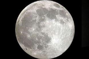 你了解的关于月球的知识