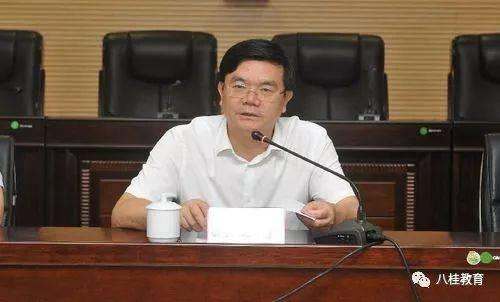 黄文秀同志生前是百色市委宣传部干部。