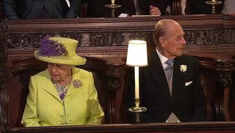 """图片来自wenn/网络英国女王和丈夫菲利普亲王亮相哈里王子婚礼现场图片来自东方ic哈里王子(princeharry)和梅根·马克尔(meghanmarkle)大婚终于抱得美人归的哈里王子见到新娘的第一句话就是:""""你今"""