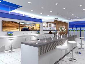 营业厅装修设计